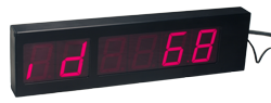 9326 Remote Demand Display