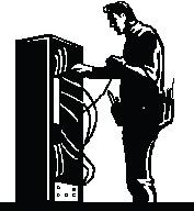 Electrician clip art