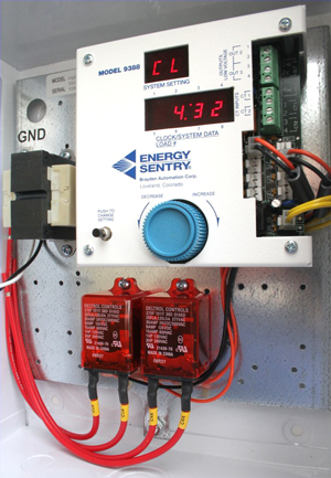 Energy Sentry installed in a Virginia Beach home