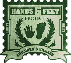 Hands and Feet Project Children's Village Haiti Logo